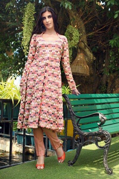 a6afa814421f3 Pregnancy wear Pakistan. Loose frock. | Pregnancy wear Pakistan ...