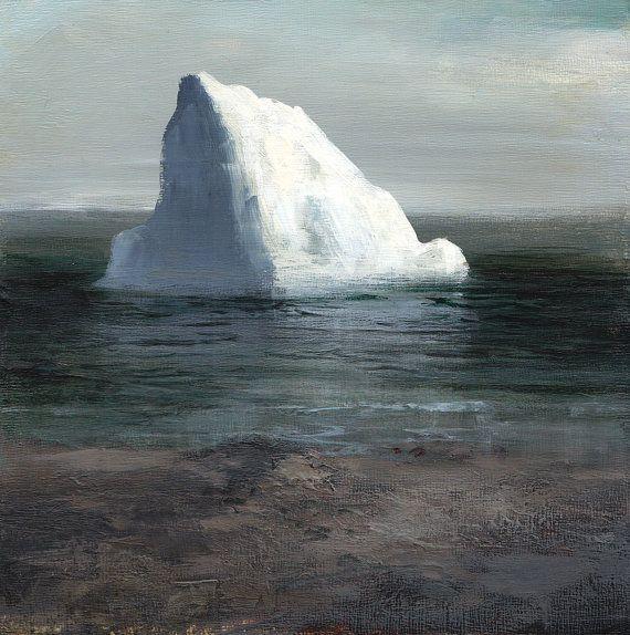 iceberg. by jeremy miranda.
