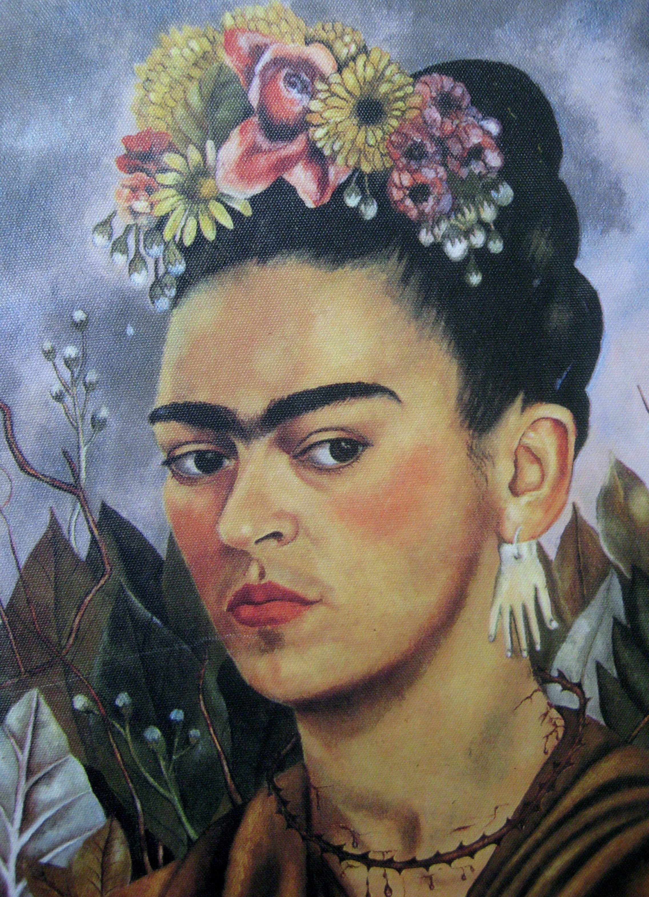 Frieda Kahlo, 1907-1954.   Frida Kalo   Frida kahlo, Artiste et Peintre