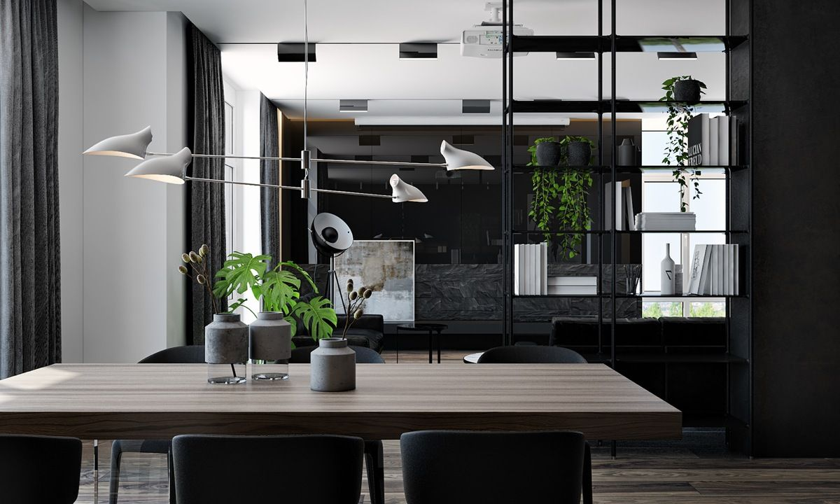 Luxury Homes That Take a Different Approach To Open Layout Design ...