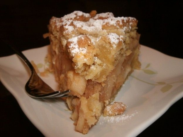 Polish Cake Recipes Uk: Apples Revisited, This Time From Warsaw