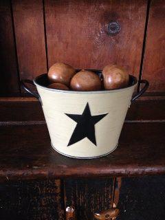 Primitive Star Bucket