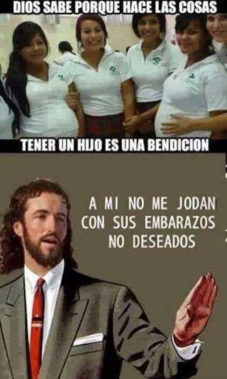 Pin De Ana Serrato En Funny Curious Memes De Jesus Memes Cristianos Divertidos Imagenes De Risa Memes