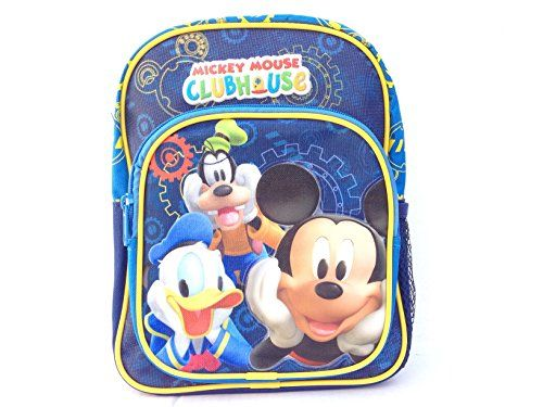 Disney Mickey Mouse Clubhouse Toddler Pre-school Backpack