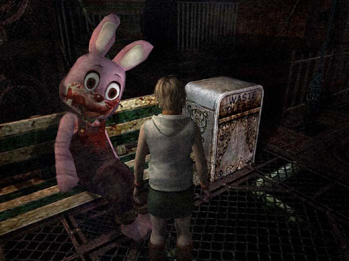 silnet hill   Return to the original Silent Hill in Silent Hill HD Collection Nerd ...