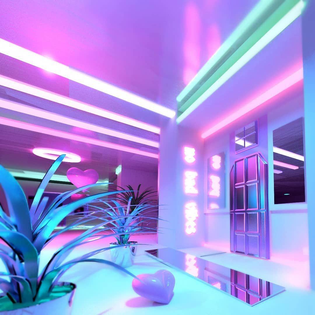 Home Decoration Living Room id8569553794 Neon bedroom