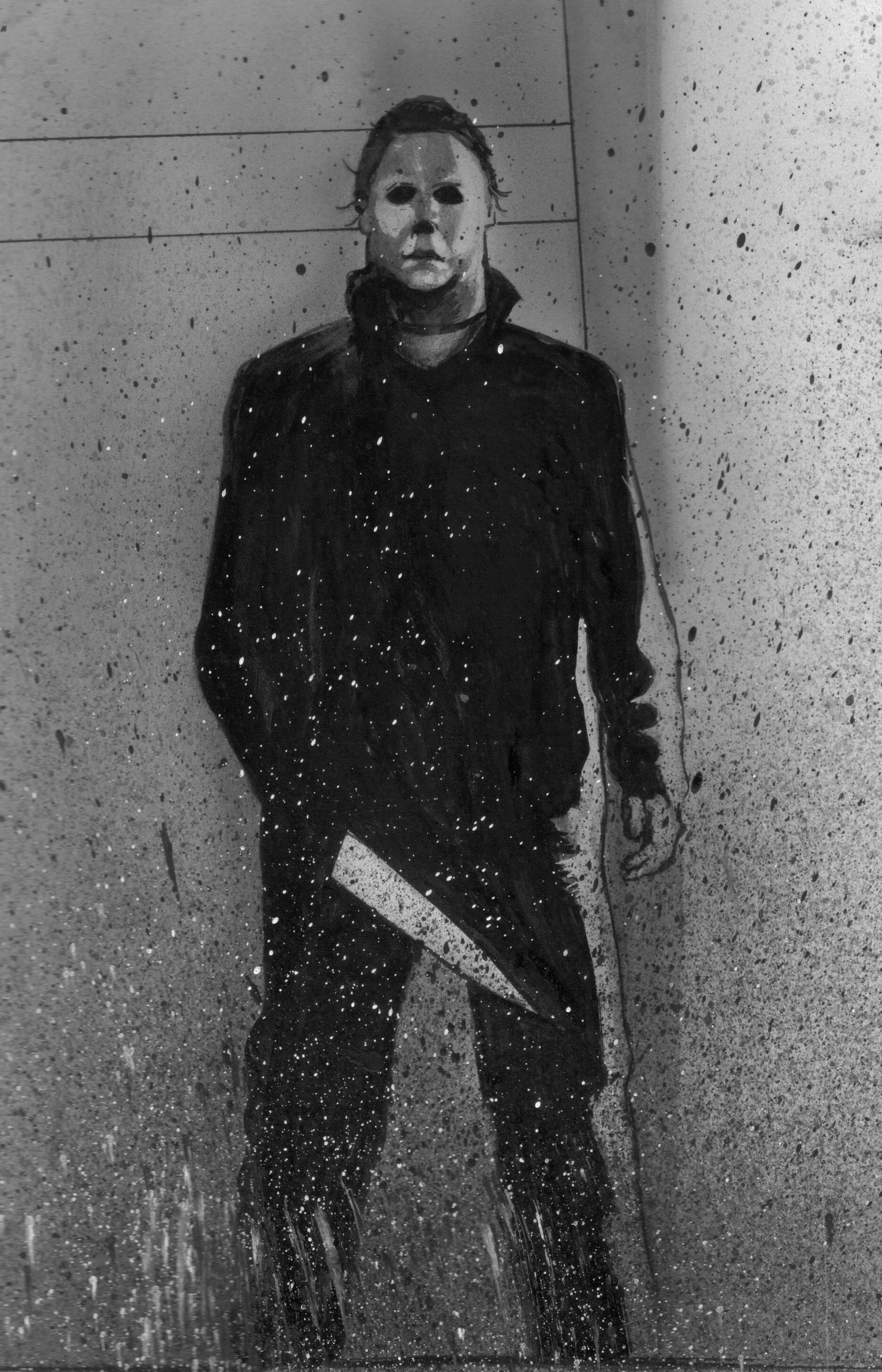 Michael Myers Knife   horror   Pinterest   Michael myers, Horror ...