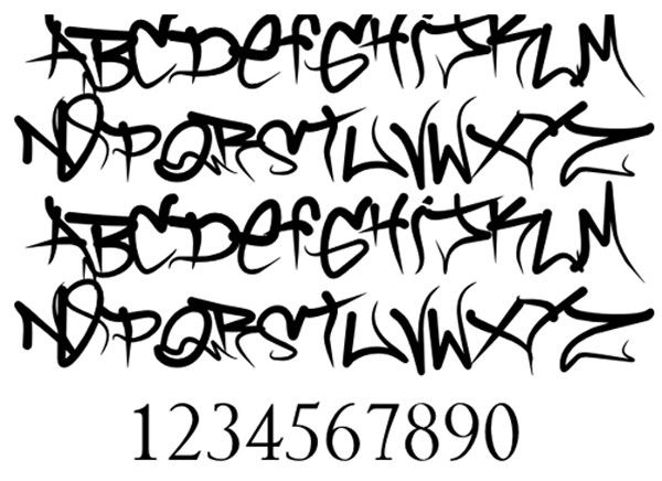 graffiti fonts - Google Search | Graffiti | Pinterest | Graffiti ...