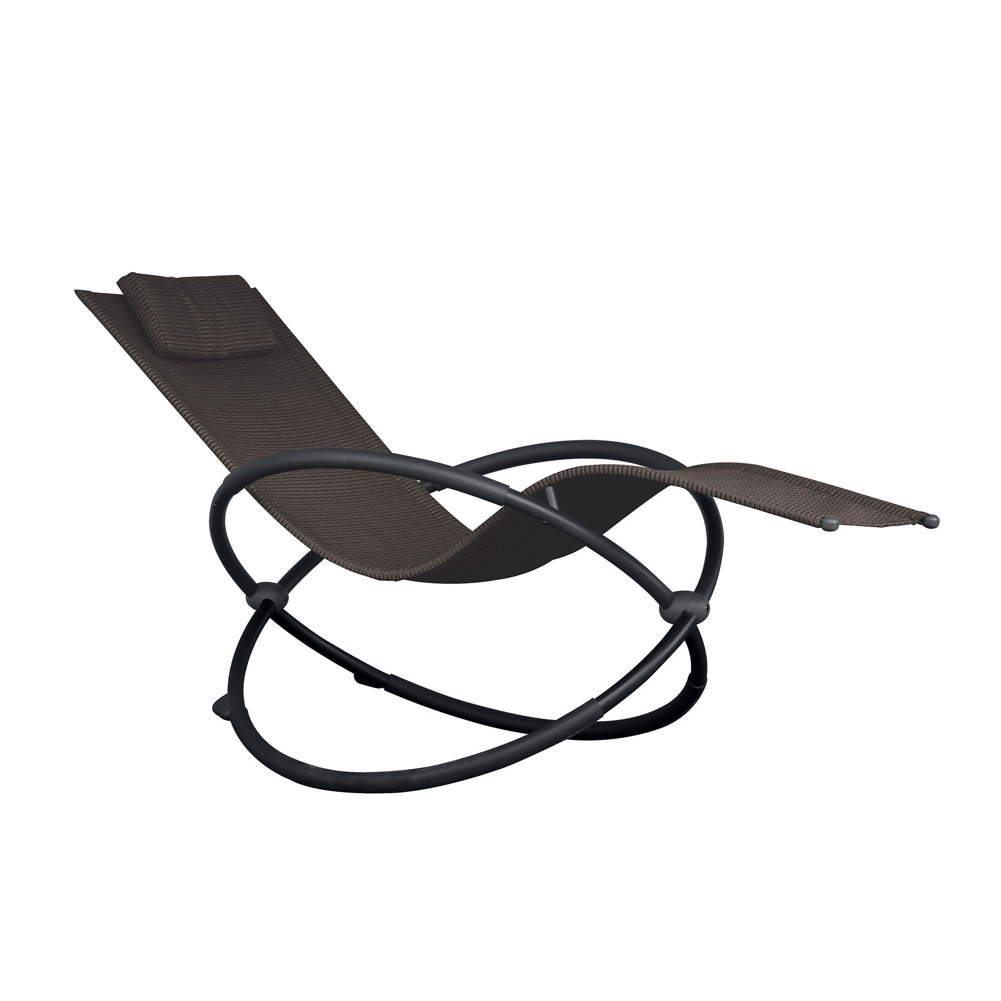 Phat Tommy Orbital Lounger Green Apple Patio Furniture Acrylic