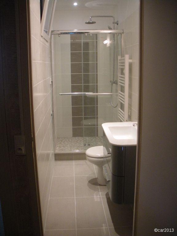 salle de douche 3m2 - Recherche Google | Bathroom ideas | Pinterest