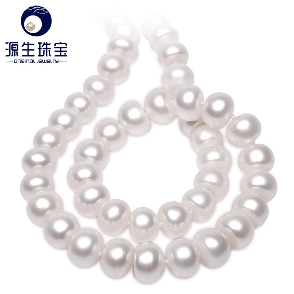 Aliexpress.com : Buy pearl jewelry s925 silver sterling 8  9mm near round real freshwater pearl necklace  for women YSN008 from Reliable necklace crochet suppliers on pearls by yuansheng