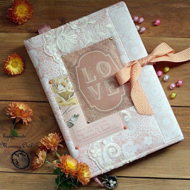 Красивенный #блокнот #а5. Формата. 100листов кремового цвета. #scrap #скрапбукинг #блокнот #notebook #подарок #днепропетровск