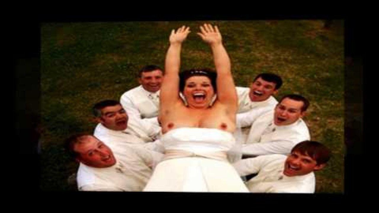 Wedding Dress Wardrobe Malfunction