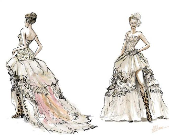 ontwerpen kleding schetsen   Google zoeken   Fashion Sketchbook   Pinterest   Search and Kleding