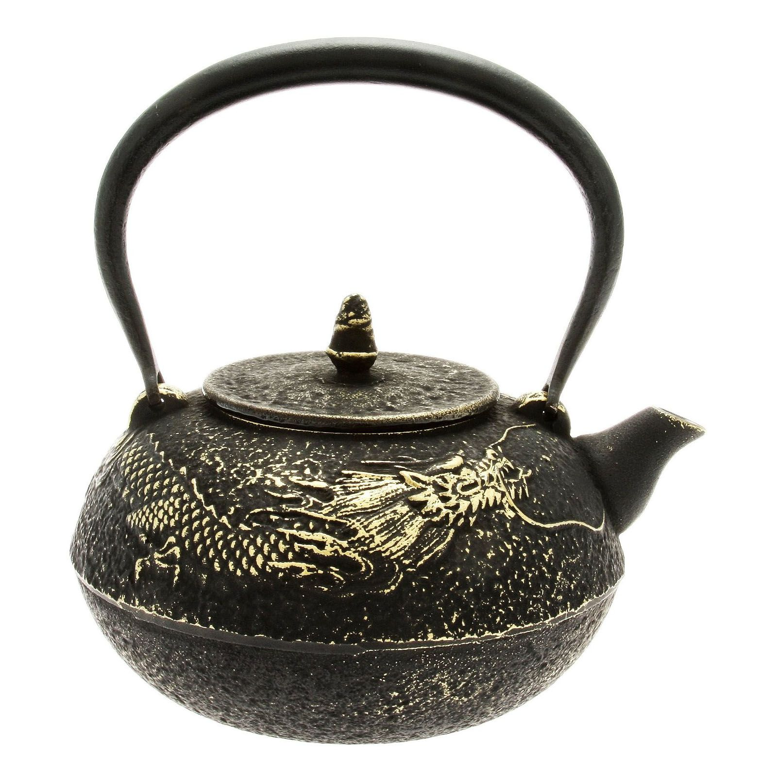 Kotobuki japanese iron teapot greycastle home goods