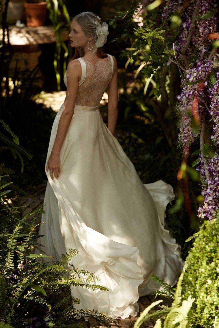 Swoon-Worthy BHLDN Wedding Dresses - MODwedding