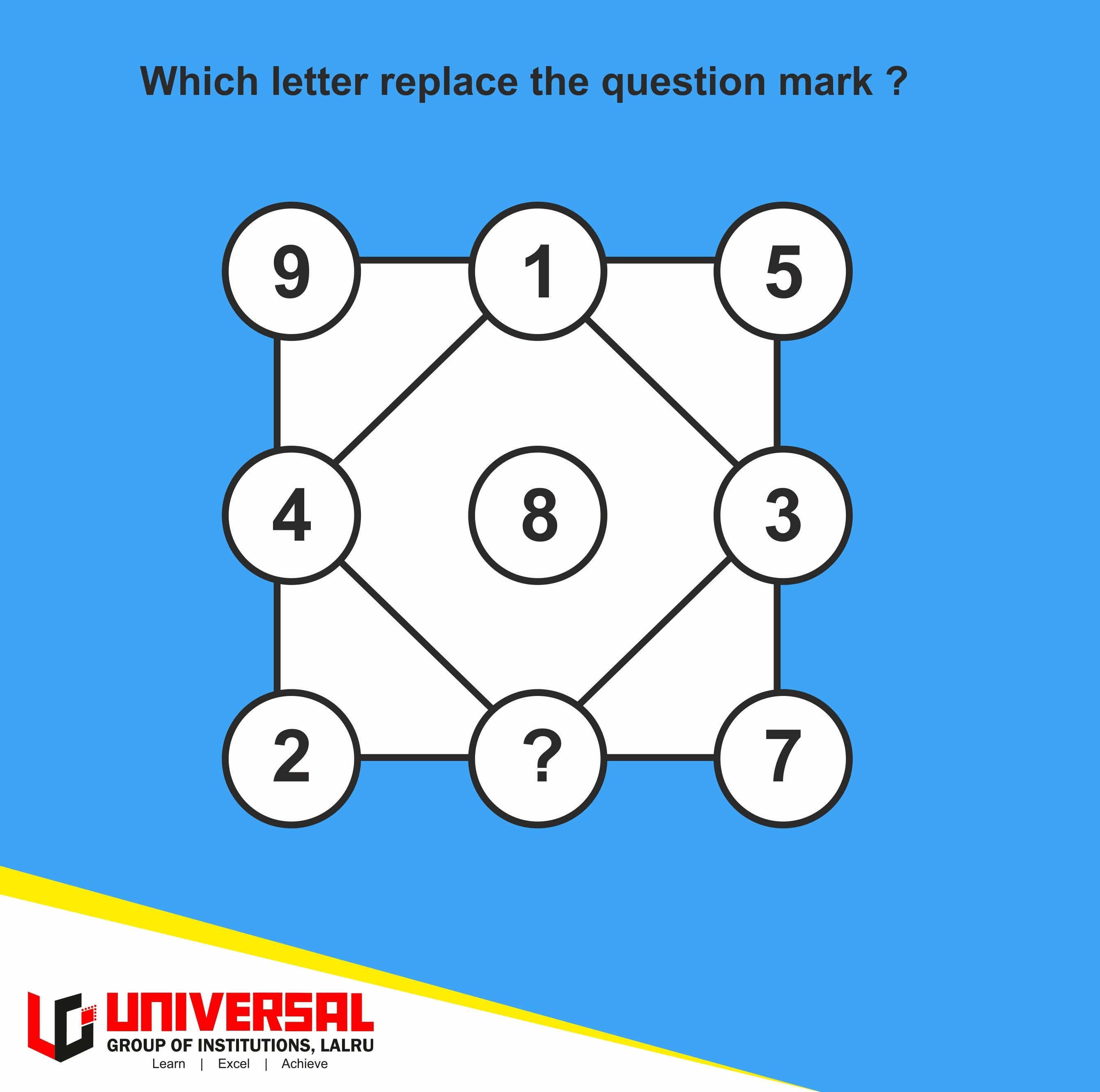 Universal UGI Quiz Brain Teaser Puzzle Riddle Quiz IQ Test