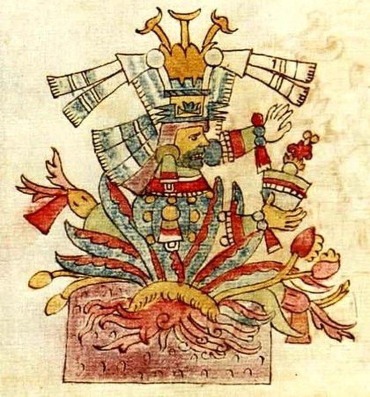 The 10 Most Important Aztec Gods and Goddesses | Aztec ...