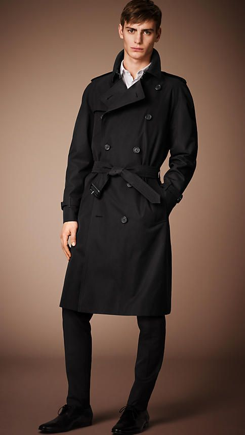Burberry Long The Heritage Westminster Coat Trench TSngx6qw