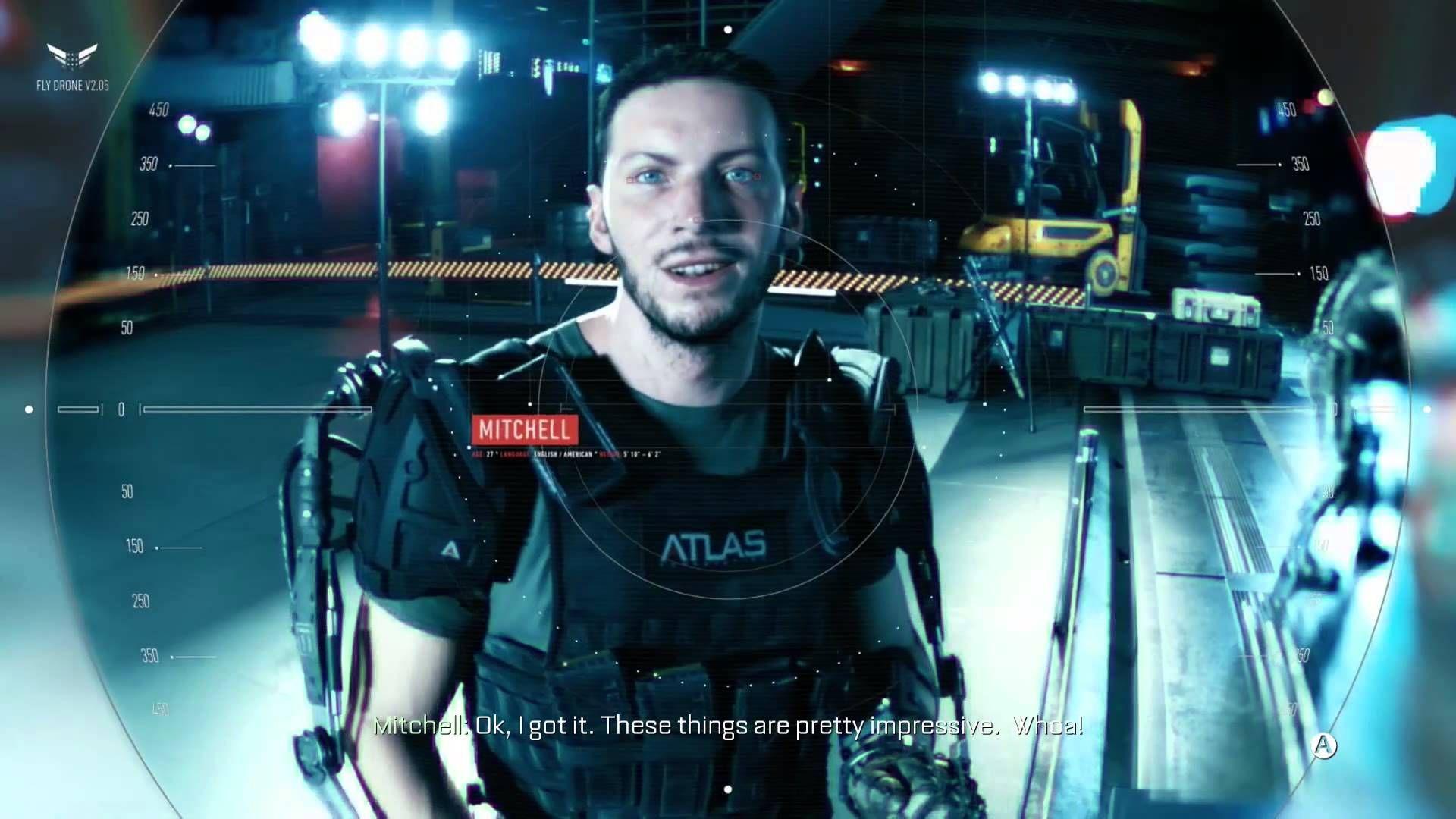 Call Of Duty Advanced Warfare 2014 Call Of Duty Advanced Warfare Troy Baker
