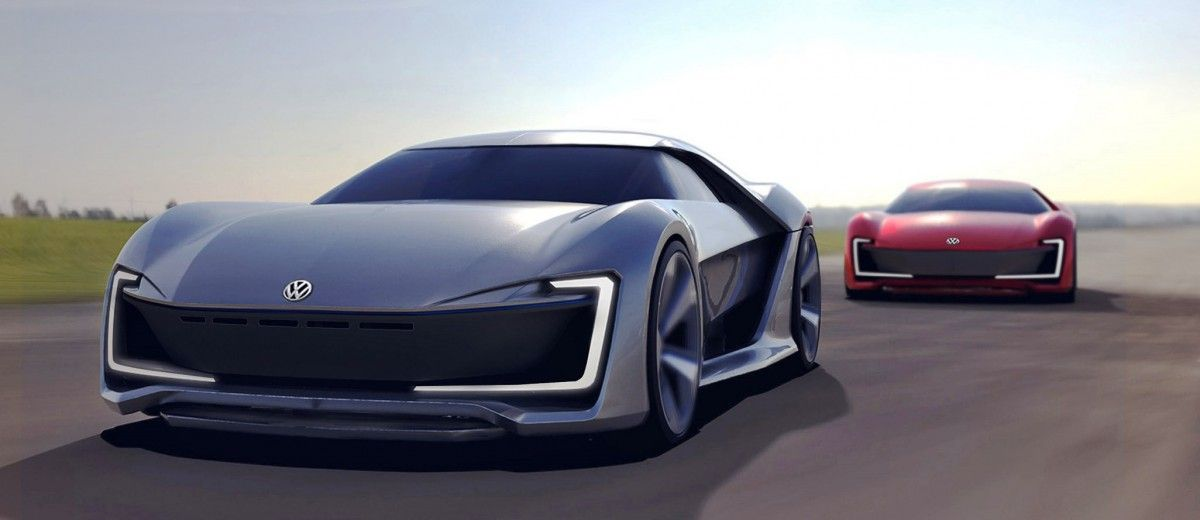 Hd Design Analysis 2020 Volkswagen Gt Ge By Eli Shala Biplane Aero Theory Negative Space Define Ev Supercar Concept Cars Electric Sports Car Futuristic Cars
