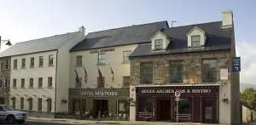 Seven Arches Bar Bistro Newport Hotel Co Mayo Ireland