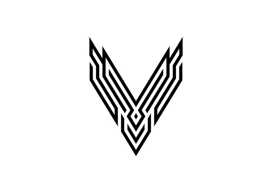 Entry 97 By Praisystm For Simple One Letter V Logo Desain Logo