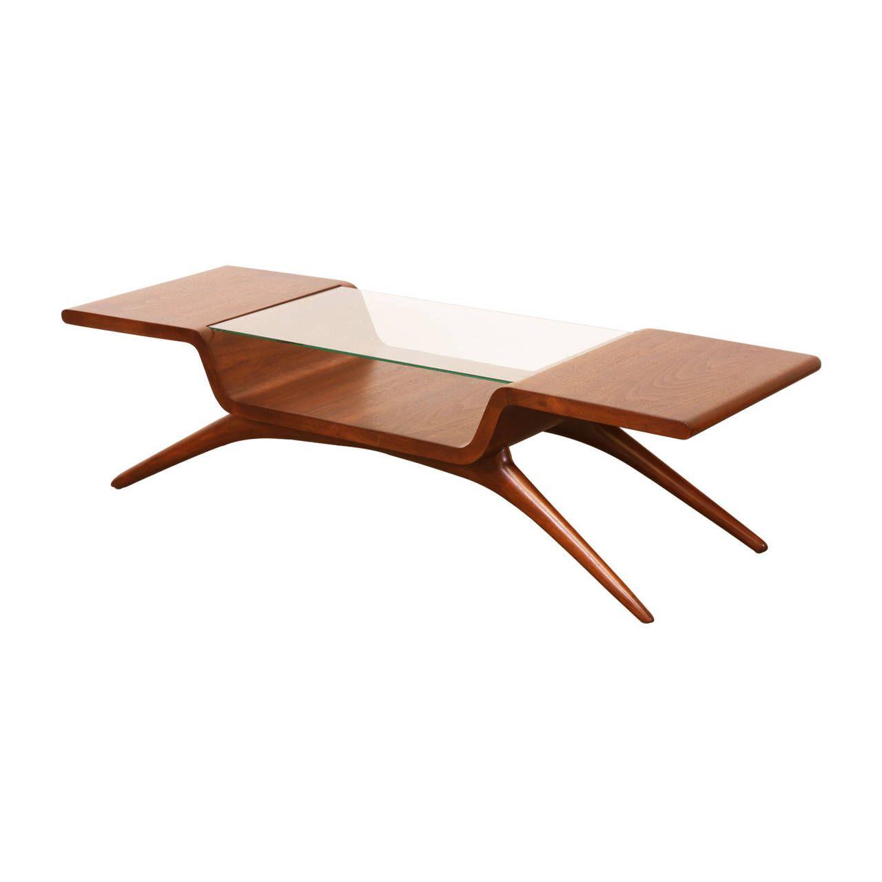Vladimir Kagan Coffee Table For Dreyfuss