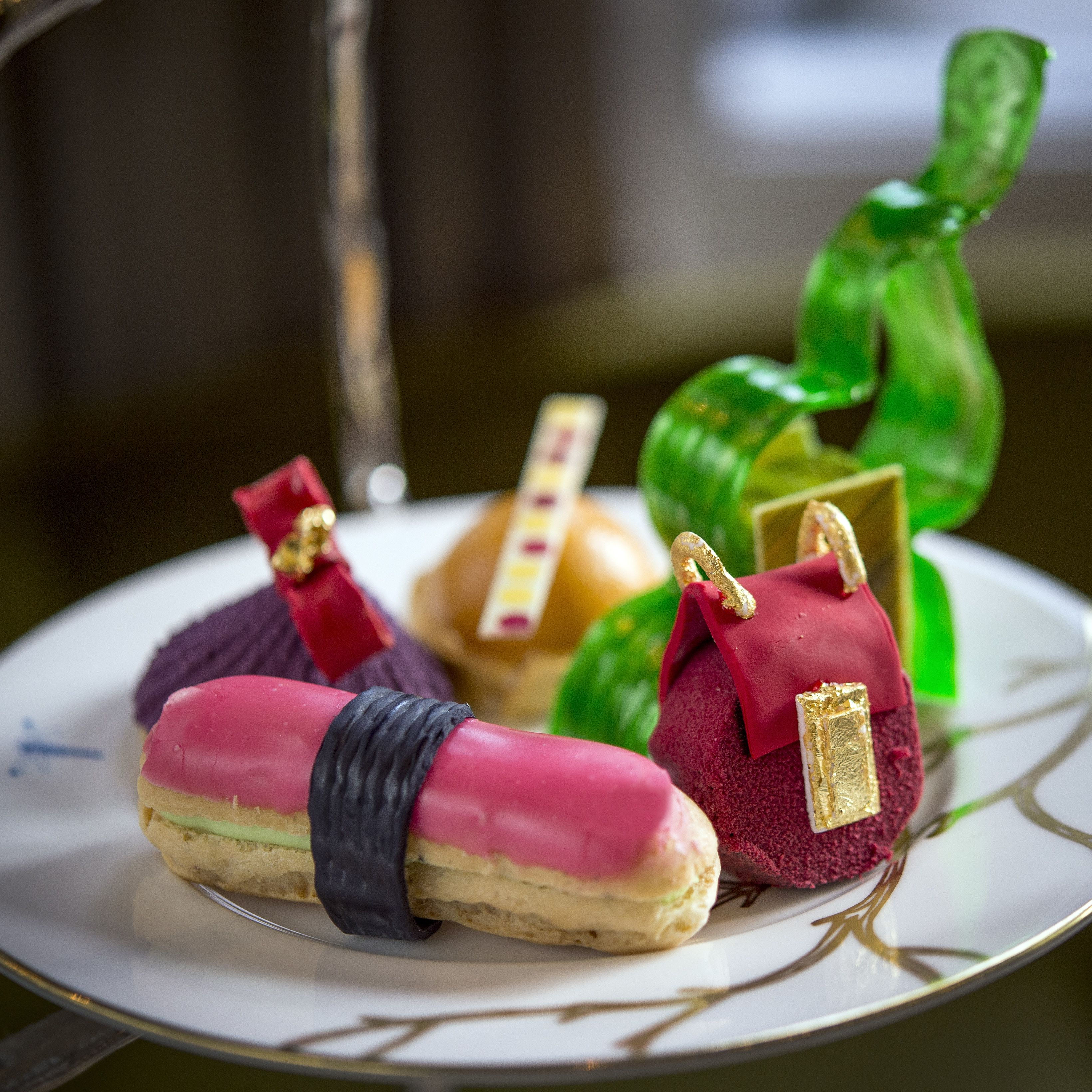 Chloé Afternoon Tea at The Rosebery at the Mandarin Oriental Hyde Park London - AfternoonTea.co.uk