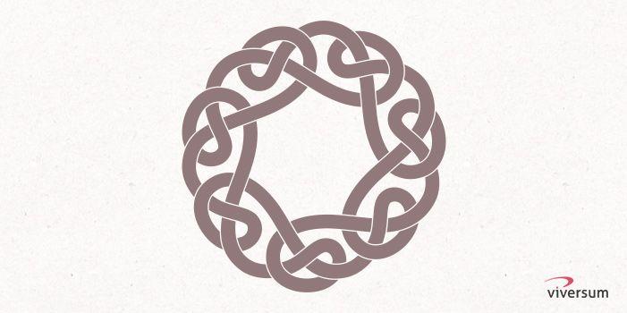 Keltisches Symbol Knotenmuster   Keltische symbole