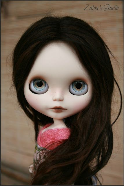 Custom Blythe Doll by Zaloa's Studio- For adoption