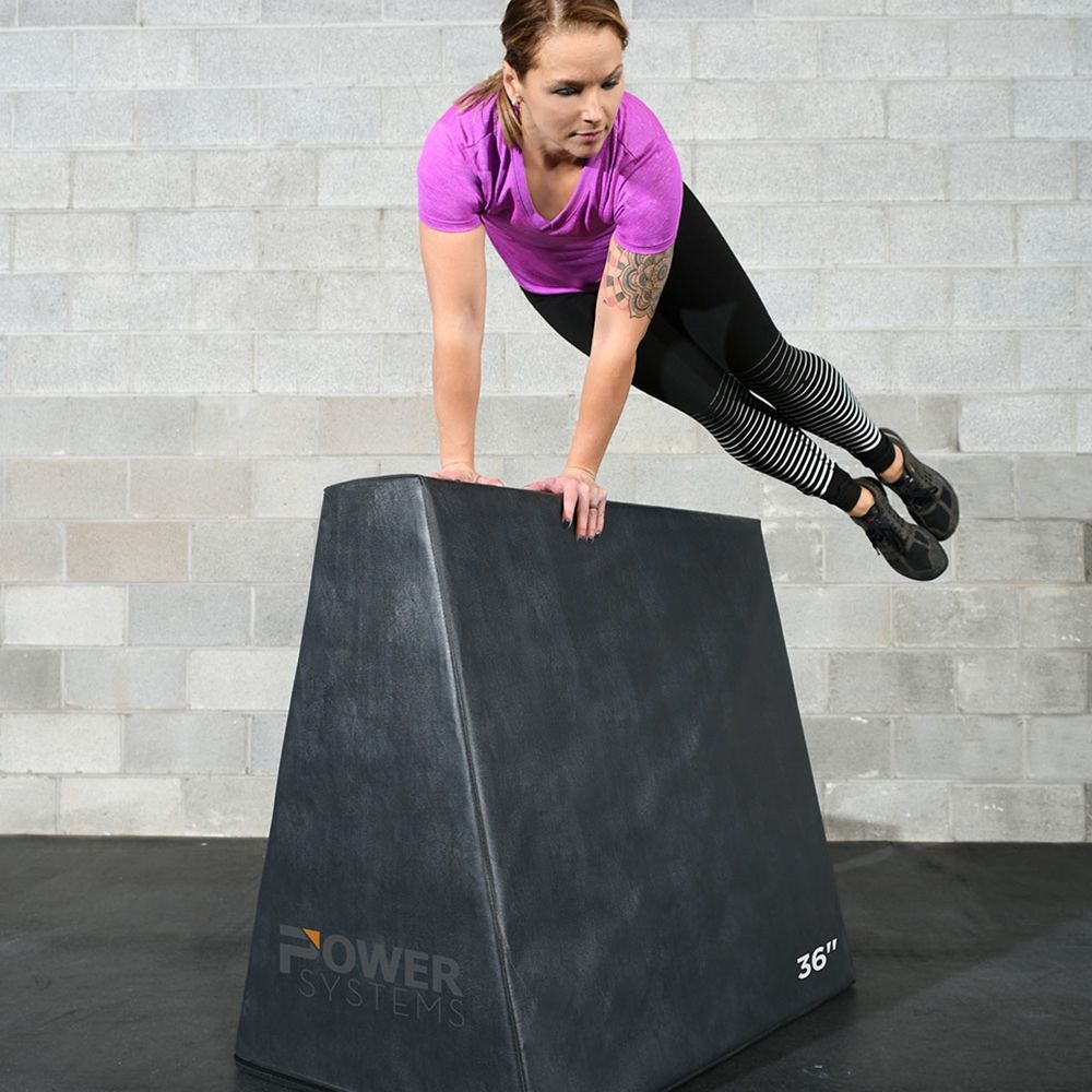 Foam Vault Box Power Systems No Equipment Workout Commercial Fitness Equipment Workout Machines