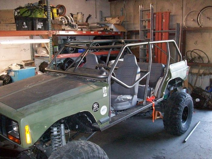 Totm Roll Cages Jeep Cherokee Forum Jeep Cherokee Jeep Jeep Xj