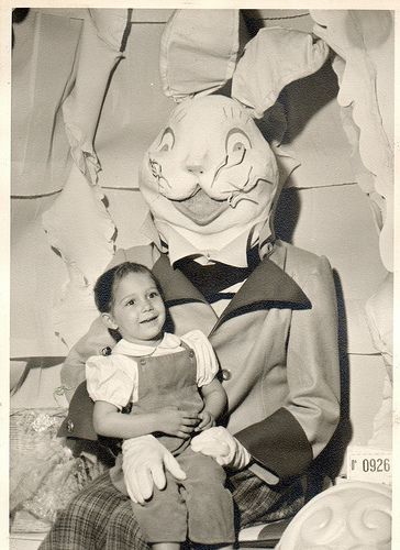 23 Scary Easter Bunnies That You\'ll Be Seeing In Your Nightmares ...