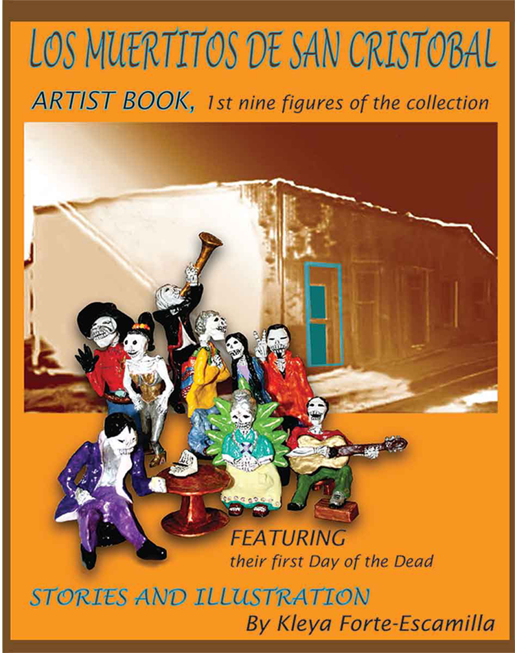 Los Muertitos de San Cristobal Artist Book