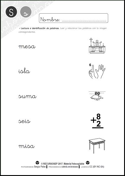 Buenos Dias Vamos Hoy Con La Tercera Letra De Nuestra Cartilla De Lectura La Letra S Recorda Libros De Lectoescritura Lectoescritura Carpetas De Escritura