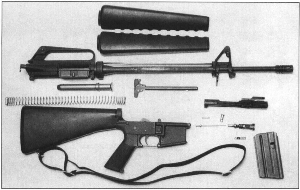 the ar 15 m16 the rifle that was never supposed to be ar 15 m rh pinterest com ar-15 disassembly/reassembly guides AR-15 Bolt Carrier Disassembly