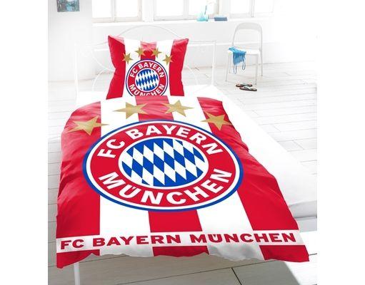 Nur Für Echte Fans Fc Bayern München Bettwäsche Fc Bayern München