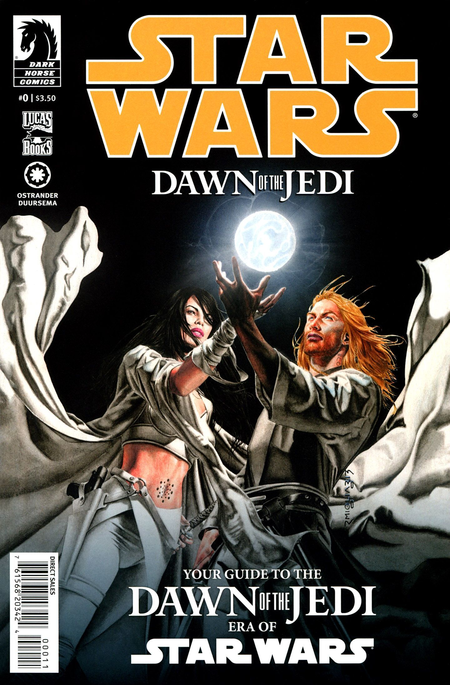 Read Star Wars Dawn Of The Jedi Comic Book Online On Supercomics