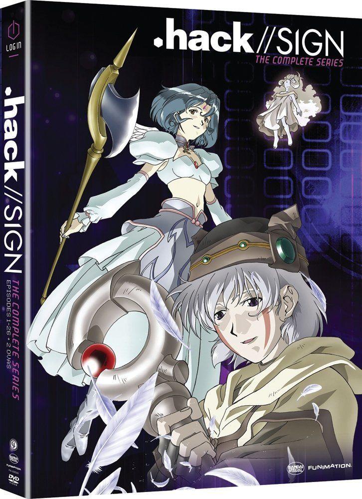 .hack//Sign cyberpunk anime Anime, Cyberpunk anime, Cool