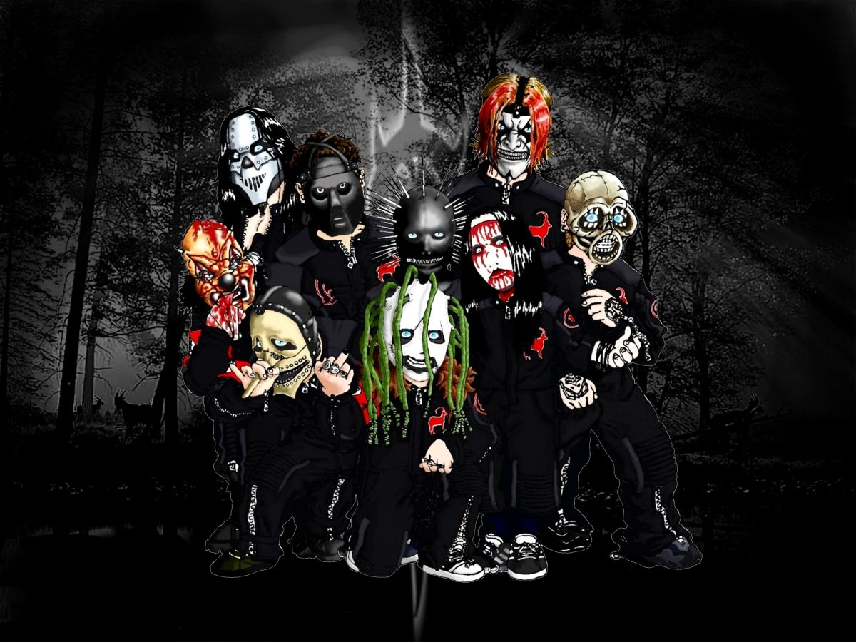 slipknot wallpaper Google Search jim root 4