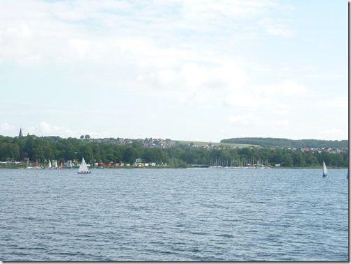 Lago Möhnesee, Alemania