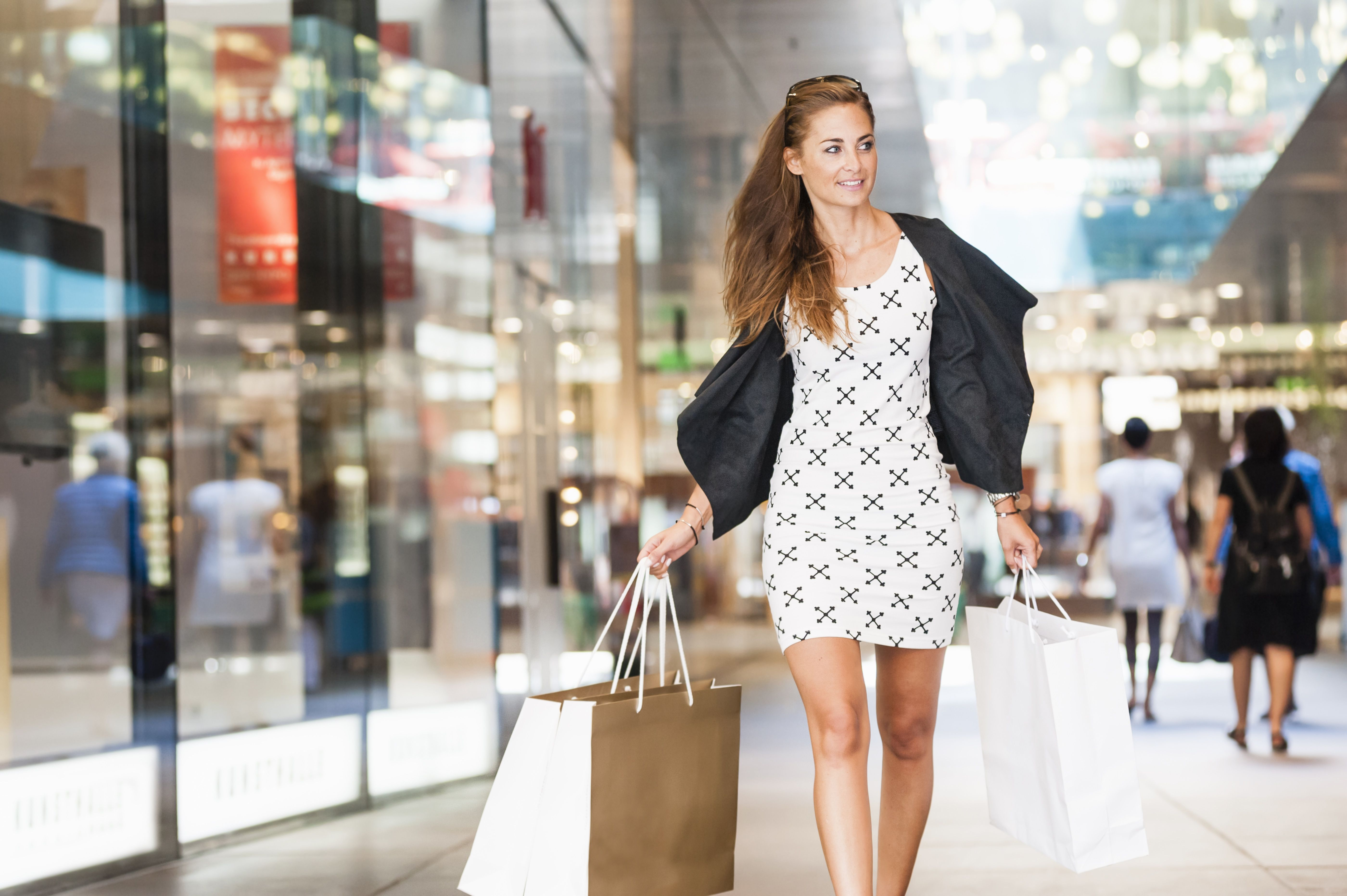 how to clothes shop on a diet
