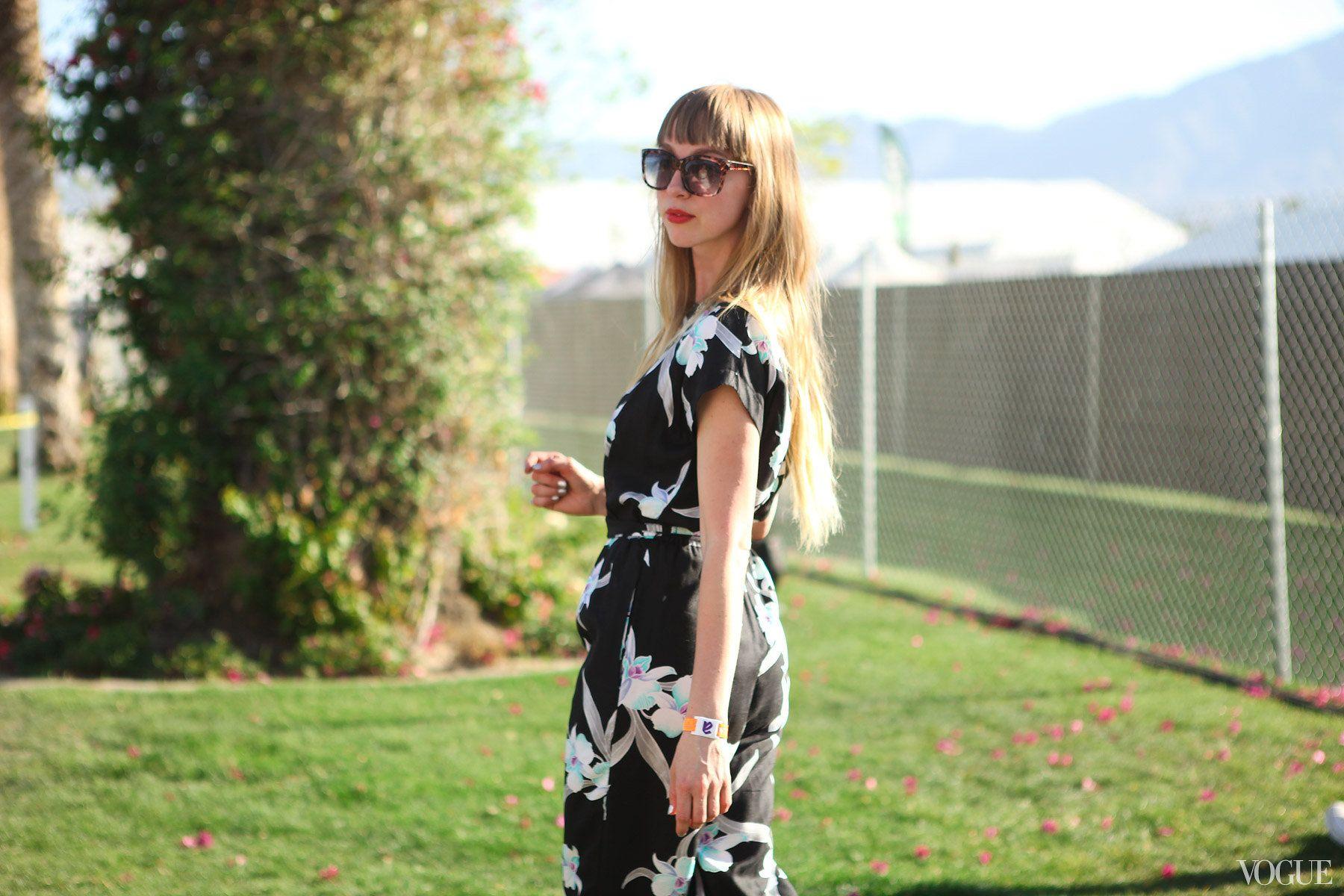 Photos: Coachella 2013 Street Style