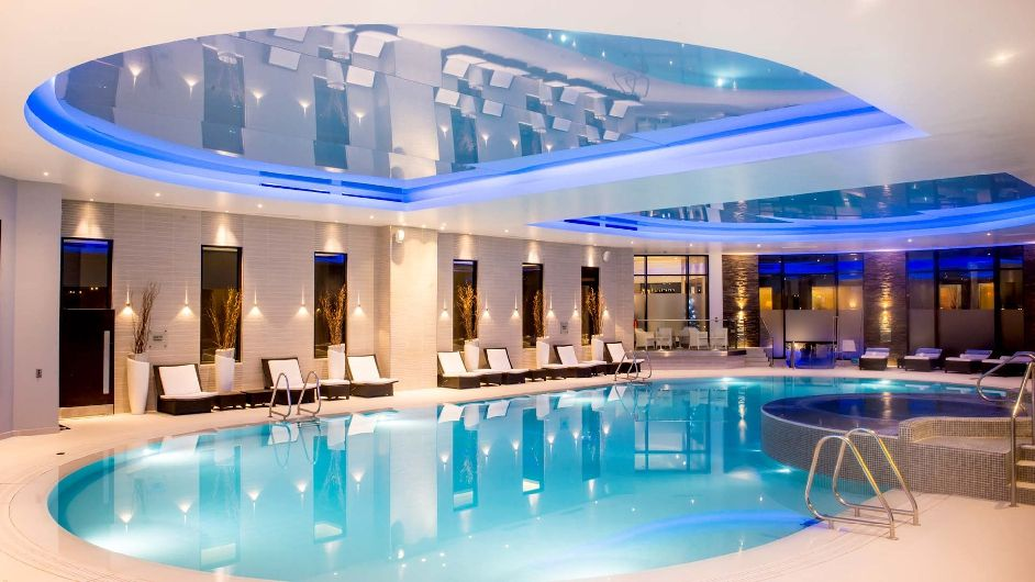 Family Friendly Luxury Wellness Hotel In Scotland With 3 Golf Courses Michelin Starred Restaurant And