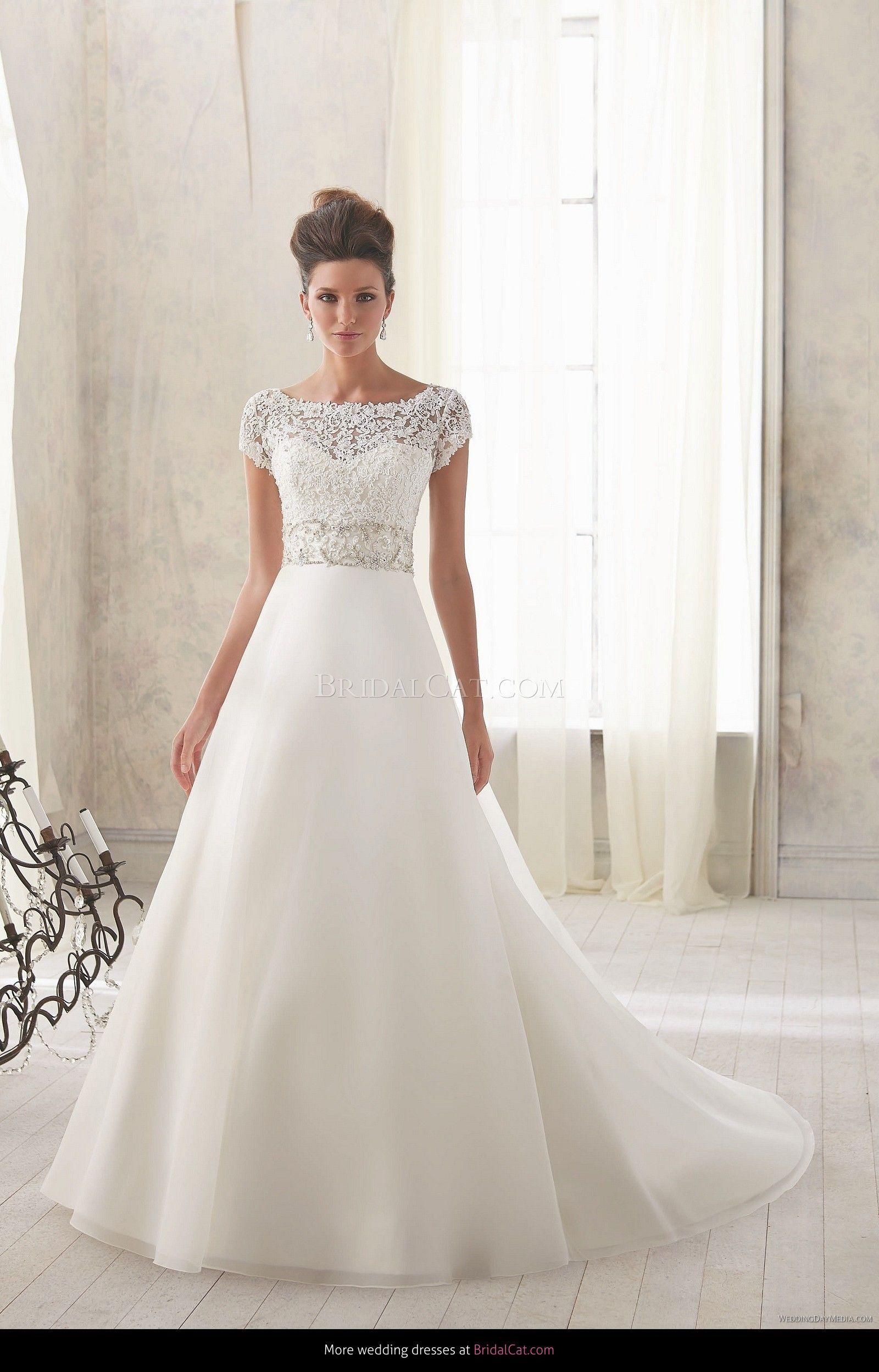 La sposa pandora wedding dress  eveline viaene evelineviaene on Pinterest