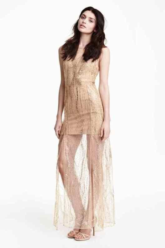 NUDE DRESS PROM   Makeup and Dresses for Prom / Machiaj si Rochii Pentru Balul de Sfarsit de An