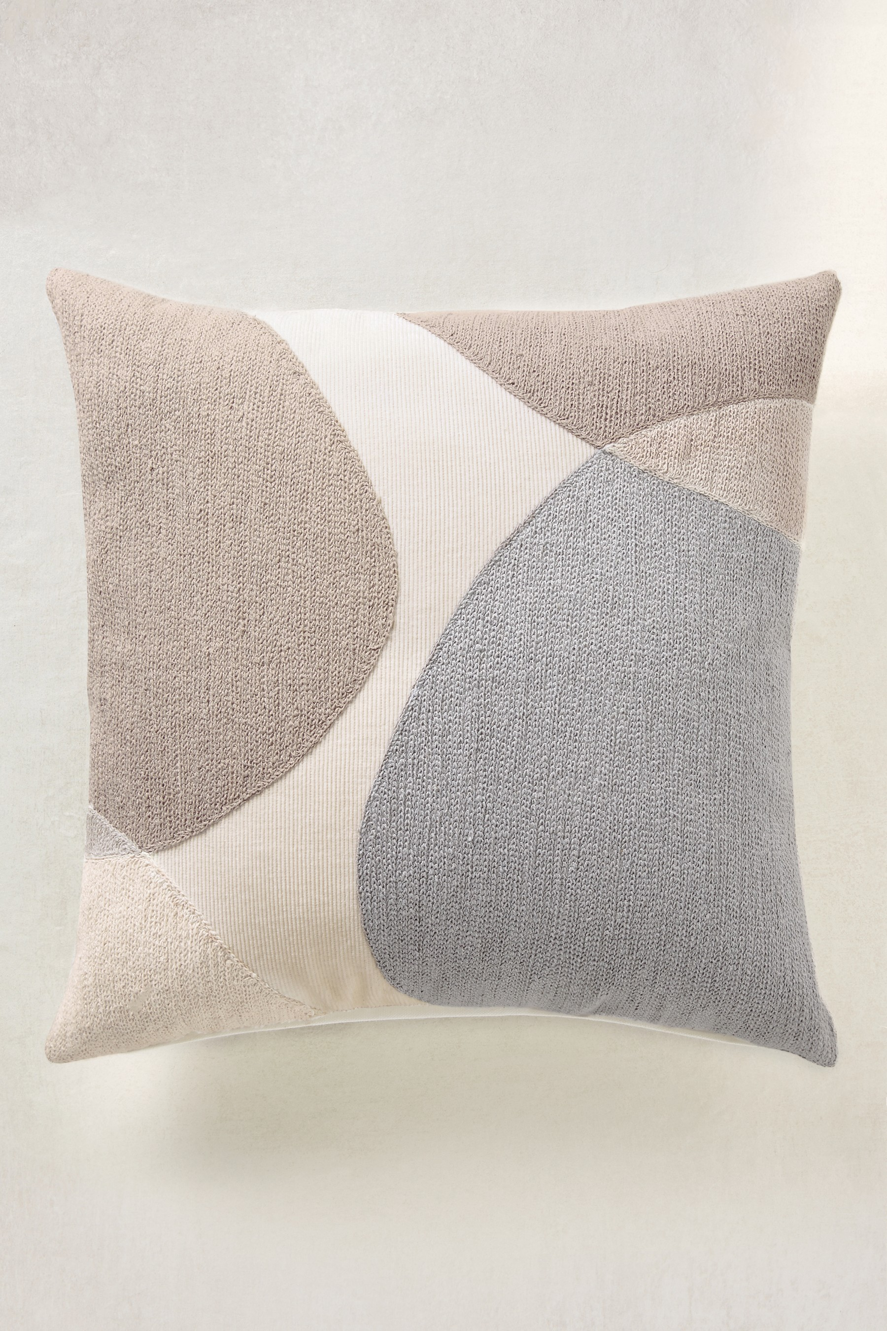 Next Crewel Work Abstract Cushion Natural Cushions Scandinavian Design Home Deco