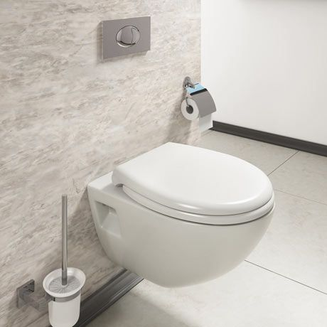 Edmonton Wall Hung Pan With Dual Flush Concealed Wc Cistern Wall Hung Frame Wall Hung Toilet Hanging Pans Wall Mounted Toilet