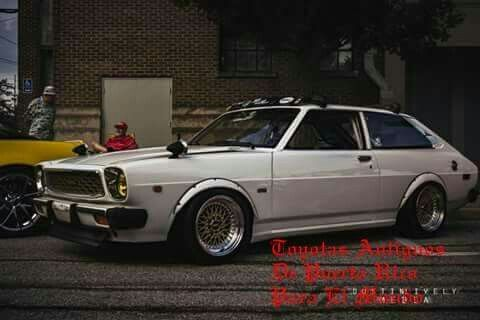 Toyota Corolla Lb Lowered Stance Jdm Japanese Muscle Car